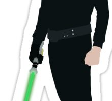 Luke Skywalker 1 Sticker