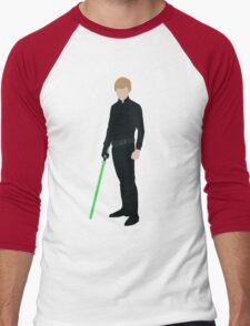 Luke Skywalker 1 Men's Baseball ¾ T-Shirt