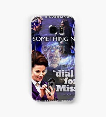 Dial 'M' for Missy Samsung Galaxy Case/Skin