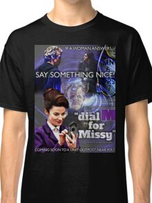 Dial 'M' for Missy Classic T-Shirt