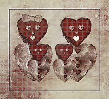 Heart Bear Family by CarolM