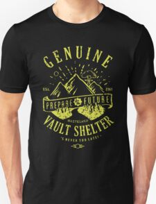 Genuine Vault Shelter T-Shirt