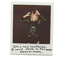 Taylor Swift 1989 Polaroid Photographic Print
