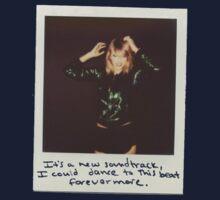 Taylor Swift 1989 Polaroid Baby Tee