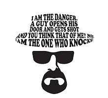 Breaking Bad The One Who Knocks by joefixit2