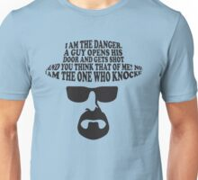 Breaking Bad The One Who Knocks Unisex T-Shirt