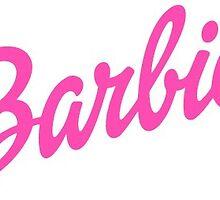 Pink Barbie by sashalizz