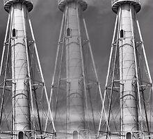 Lighthouse on Boca Grande by Rosalie Scanlon