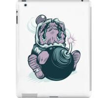 Bamber Man Last Stand iPad Case/Skin