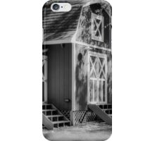 Shed Barn iPhone Case/Skin