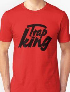 Trap king - version 1 - Black T-Shirt
