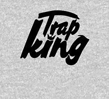 Trap king - version 1 - Black Unisex T-Shirt
