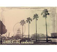 Vintage Summer Photographic Print