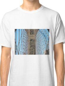 Brooklyn Symmetry Classic T-Shirt
