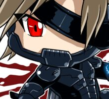 Metal Gear Rising - Raiden Sticker