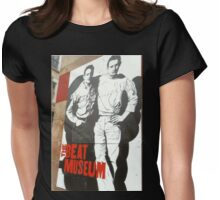 Hey, Jack Kerouac!(Beat Museum,North Beach,San Francisco Womens Fitted T-Shirt
