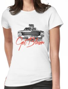 Get Blown - Holden Womens Fitted T-Shirt