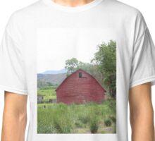 Barn of Yesterday  - Ironside, Oregon Classic T-Shirt