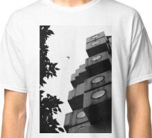 Nakagin Capsule Tower Classic T-Shirt