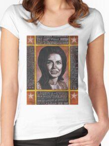Loretta Lynn Women's Fitted Scoop T-Shirt