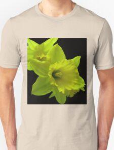 Daffodils Rejoicing Unisex T-Shirt