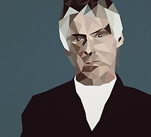 Paul Weller Portrait by modernistdesign
