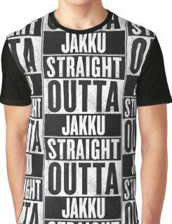 Straight Outta Jakku Graphic T-Shirt