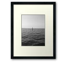 Big Buoy  Framed Print
