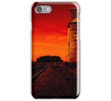 Silo Sunset iPhone Case/Skin