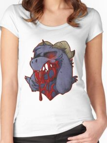 Zombie Ram Women's Fitted Scoop T-Shirt