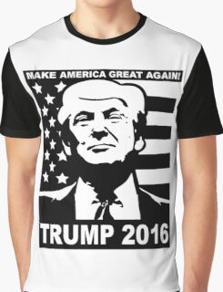 Trump 2016 Graphic T-Shirt