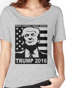 Trump 2016 Women's Relaxed Fit T-Shirt