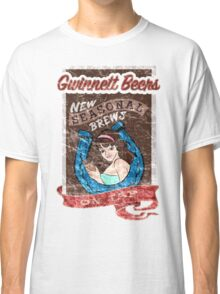 Gwinnett Beers New Seasonal Brews On Tap Classic T-Shirt
