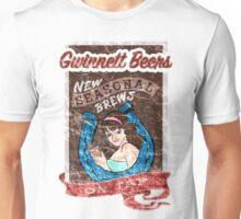 Gwinnett Beers New Seasonal Brews On Tap Unisex T-Shirt