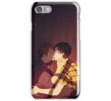 Phan | Kiss Me iPhone Case/Skin