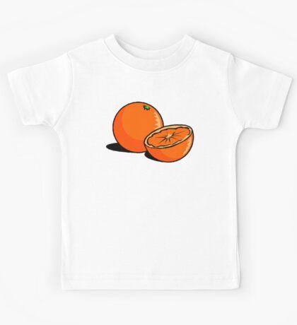 Simple Oranges Kids Tee