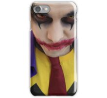 Dark Joker :) iPhone Case/Skin