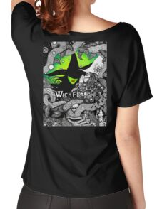 Wicked Women's Relaxed Fit T-Shirt