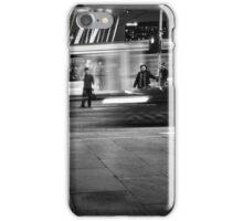 Pedestrians iPhone Case/Skin