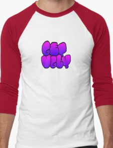 Jason Derulo Get Ugly Men's Baseball ¾ T-Shirt
