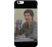 michael cera iPhone Case/Skin