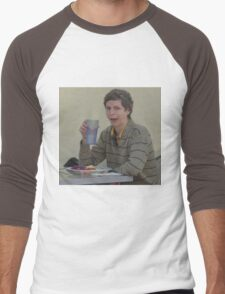 michael cera Men's Baseball ¾ T-Shirt