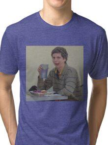 michael cera Tri-blend T-Shirt
