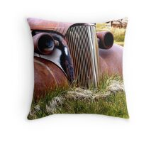 Lost but not forgotten in time Throw Pillow