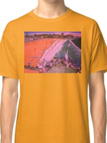 coogee with seagulls Classic T-Shirt