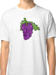 Simple Grapes Classic T-Shirt