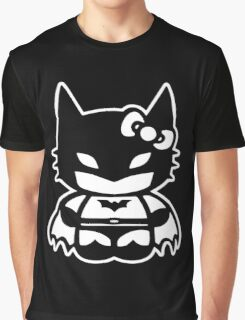 Batgirl Superhero Graphic T-Shirt