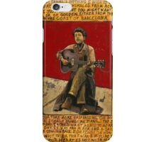 Dylan 1963 iPhone Case/Skin