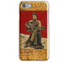 Dylan 1963 iPhone Case/Skin
