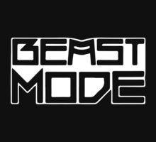Beast Mode One Piece - Short Sleeve